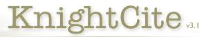 KnightCite logo