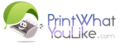 PrintWhatYouLike.com Logo
