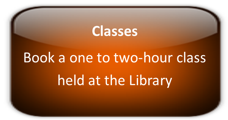 Classes - Book a one to two-hour class held at the Library
