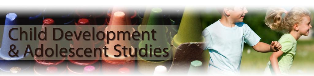 Child Development & Adolescent Studies