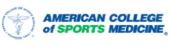 image of American College of Sports Medicine logo