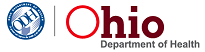 image of the Ohio Department of Health logo