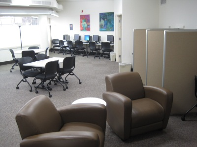 Deaf Library Study Center