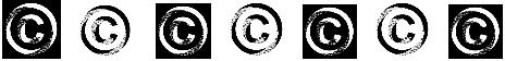 Copyright symbol from http://www.copyrightauthority.com/copyright-symbol/