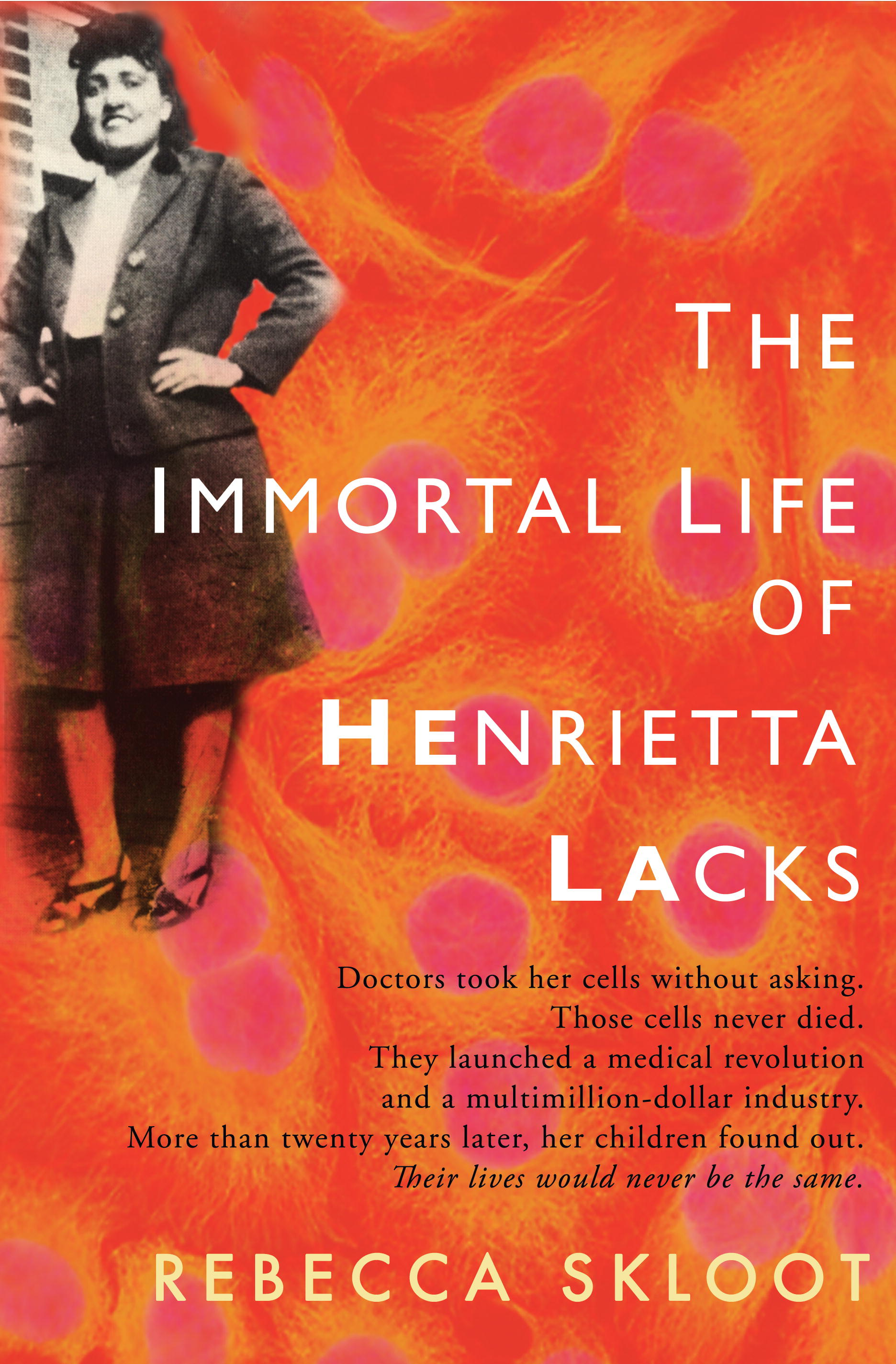 Immortal Life book cover