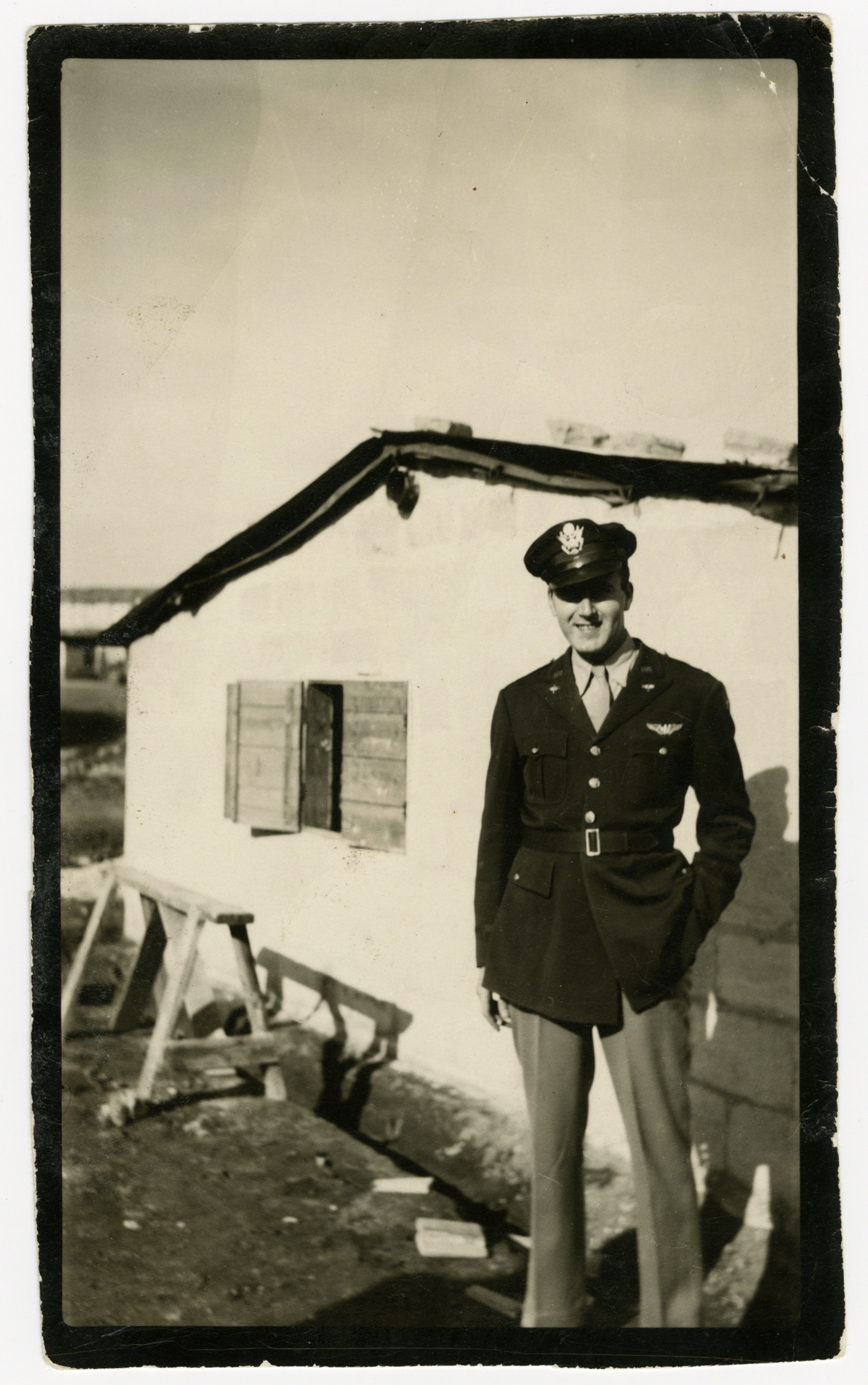 1st Lieutenant Harold L. Glasser