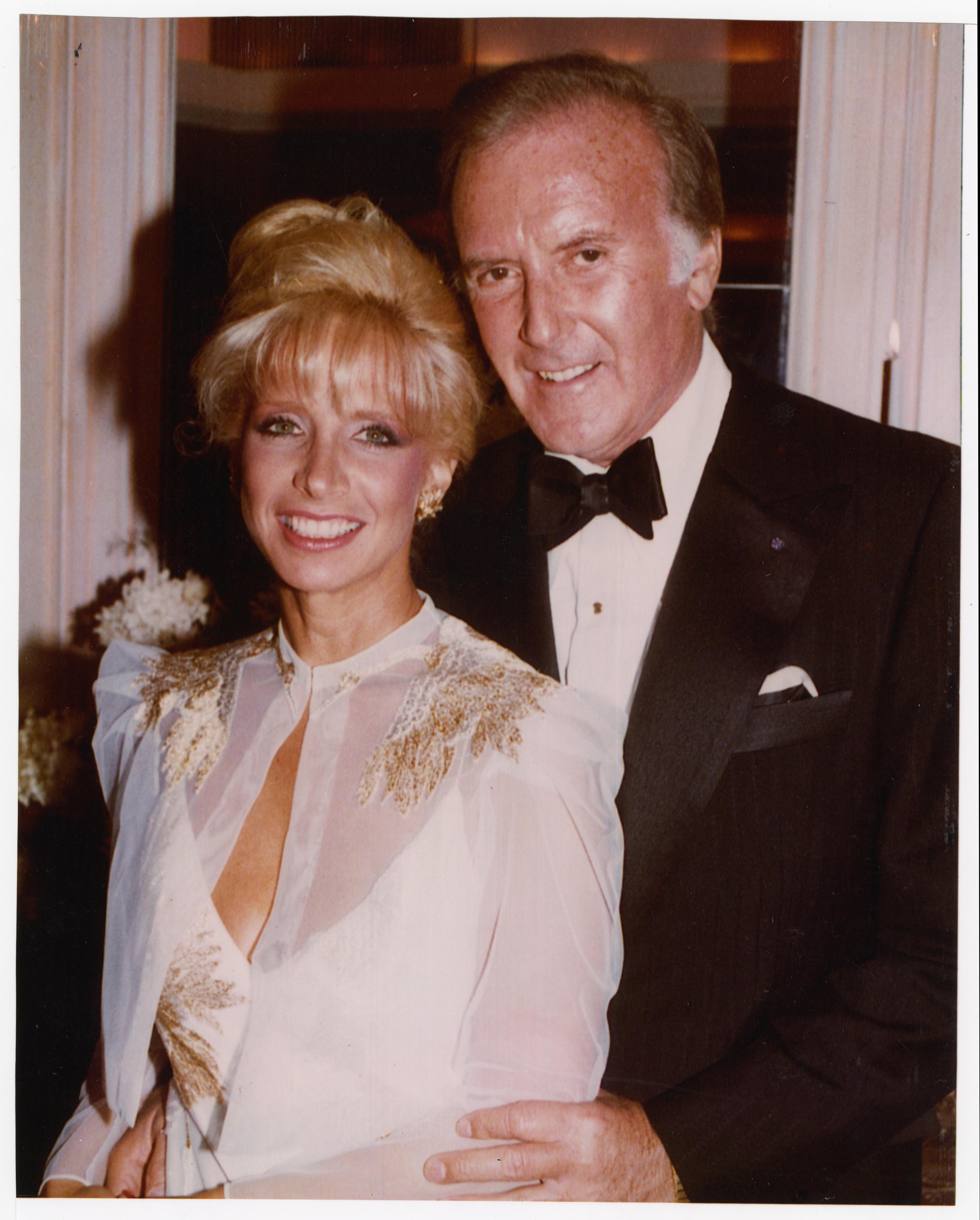 Harold and Marny Glasser