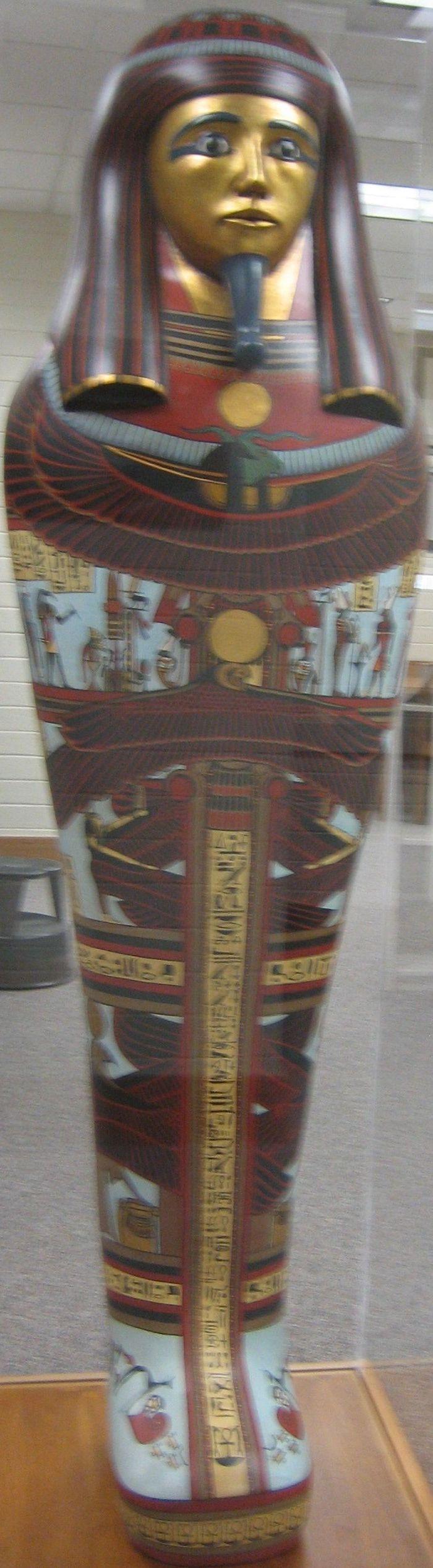 Ancient Studies Mummy
