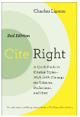 Cite Right 2nd Ed. cover image