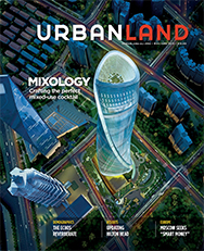 Urban Land cover image