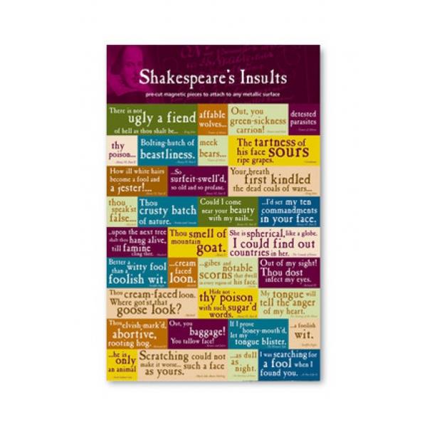 Shakespearan Insults