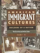 American Immigrant Cultures cover