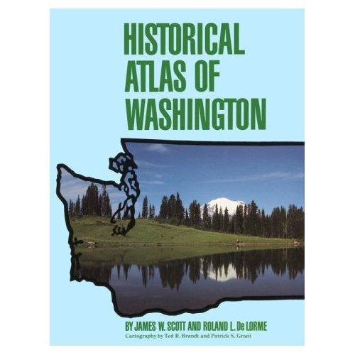 cover of Historical Atlas of Washington