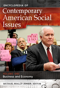 cover of Encyclopedia of Contemporary American Social Issues