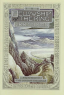 book cover for The Lord of the Ring: The Fellowship of the Ring