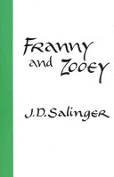 book cover for Franny and Zooey
