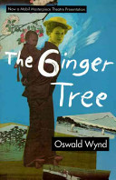 book cover for The Ginger Tree