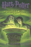 book cover for Harry Potter and the Half Blood Prince