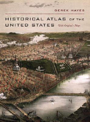 Historical Atlas of the U.S. cover