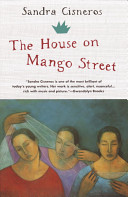 book cover for The House on Mango Street