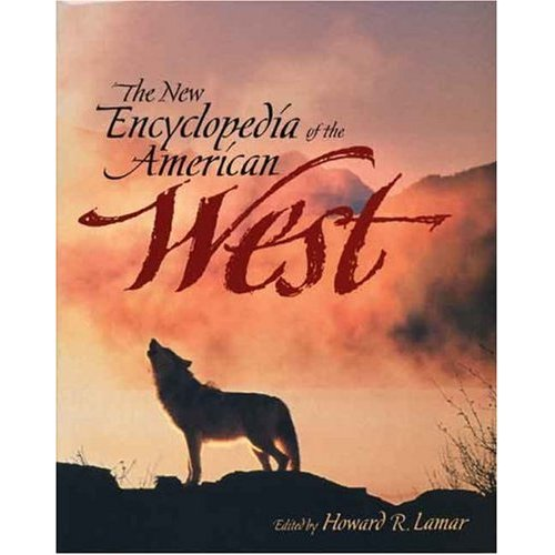 cover of New Encyclopedia of the American West