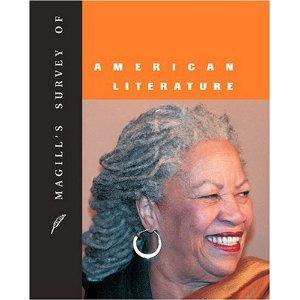 Magills survey of American literature