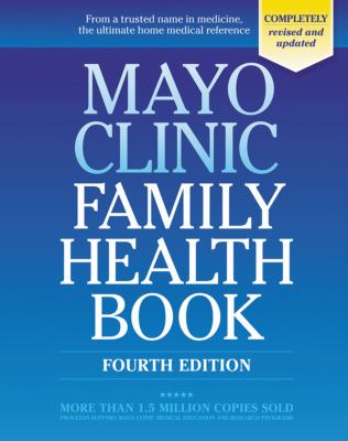 cover of Mayo Clinic Family Health Book