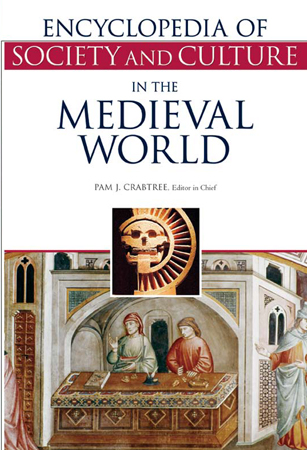 cover of Encyclopedia of Society and Culture in the Medieval World
