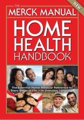cover of Merck Manual Home Health Handbook