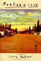 book cover for Montana 1948