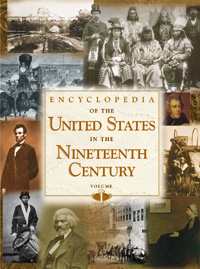 cover for Encyclopedia of the U.S. in the Nineteenth Century