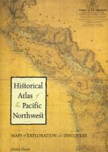 cover of Historical Atlas of the Pacific Northwest