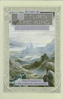book cover for The Lord of the Rings: The Return of the King