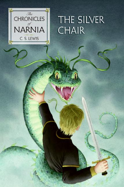 book cover for The Chronicles of Narnia: The Silver Chair
