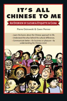 It's All Chinese to Me book cover