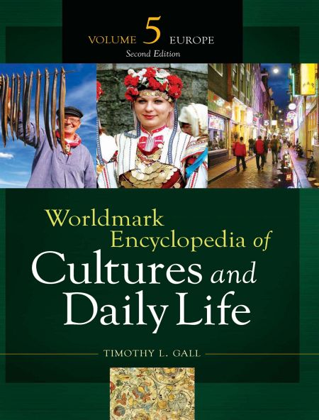 Cultures and daily life cover art