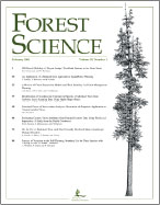 Forest Science cover art