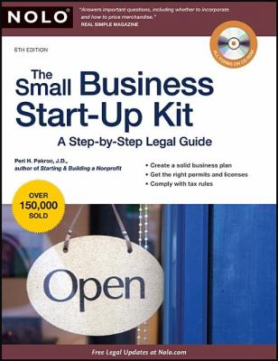 Small Business Start-up Kit book cover