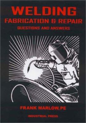 Welding Fabrication & Repair cover art