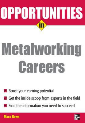 Metalworking Careers cover art