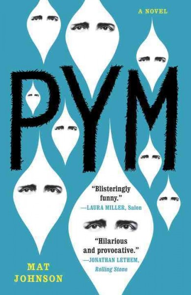 Cover of PYM by Mat Johnson