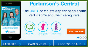 Look for Parkinson App