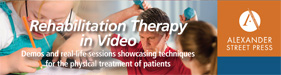 Rehabilitation Therapy in Video