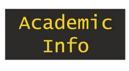 Academic Info