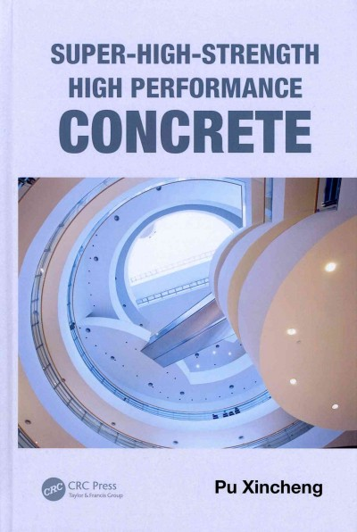 Super high strength, high performance concrete.