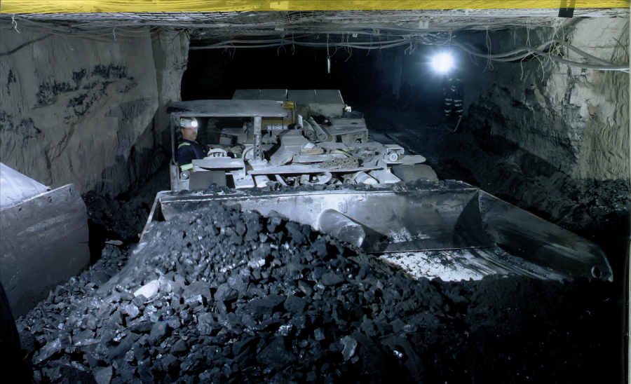 Coal Scoop