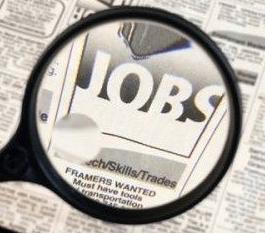 Jobs Advertisement from a Newspaper