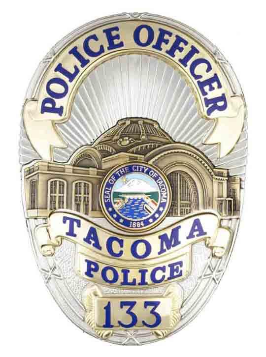 Tacoma Police Shield