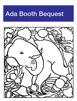 Ada Booth bookplate