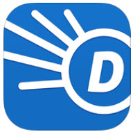 dictionary dot com logo